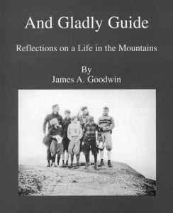 Softcover, 127 pages, $25 Privately published, the book is sold at The Mountaineer and The Birch Store in Keene Valley and at With Pipe and Book in Lake Placid. Buyers also can send $25 to Tony Goodwin, 26 Barkeater Way, Keene, NY 12942. Sales benefit the Keene Valley Neighborhood House.