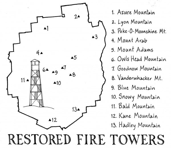 adirondacks map with Adirondack Fire Towers Their History And Lore The Northern Districts on New York furthermore Site Analysis likewise LocationPhotoDirectLink G48023 D124693 I241219371 Adirondak Loj Lake Placid New York besides Adirondack Fire Towers Their History And Lore The Northern Districts together with Saranac Lake Ny Moving Resources.