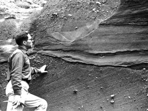 Glaciers deposited sand and gravel in Adirondack valleys.