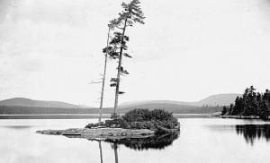 Pristine Raquette Lake became a retreat for the rich.