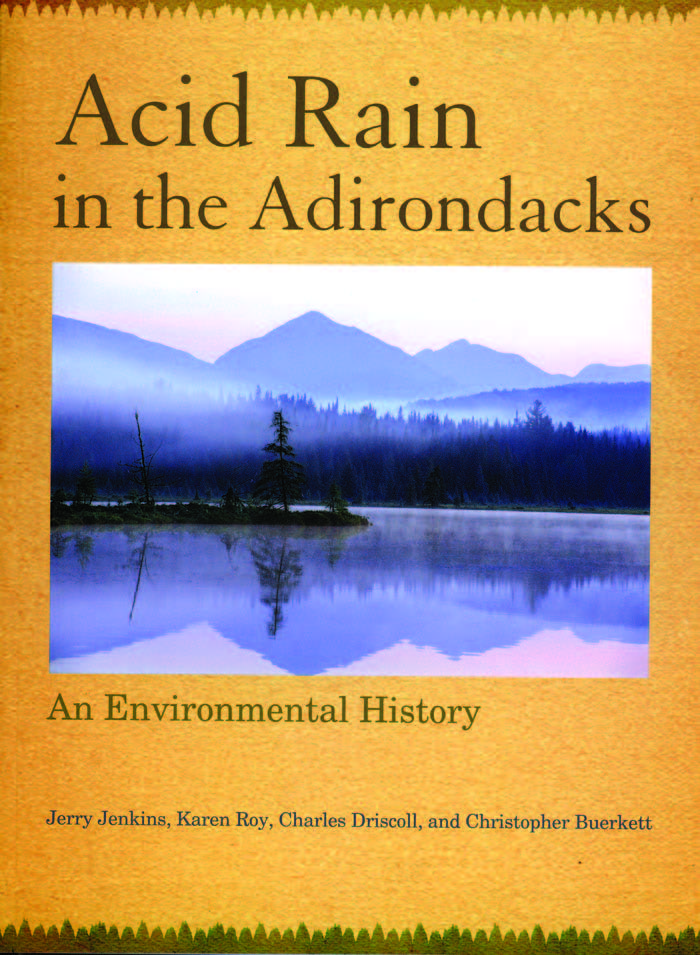 the effects of acid rain on the adirondacks Effects of acidic deposition and soil acidification on sometimes referred to as acid rain of acidic deposition effects on the adirondack forest.