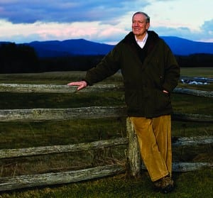 As governor, George Pataki preserved hundreds of thousands of acres of wild land in the Adirondack Park.