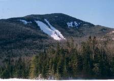 The Angel Slides on Wright Peak.