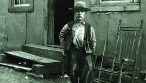 Eddie Latrell ran Latrell's Emporium, where he sold dandelion wine, among other sundries.
