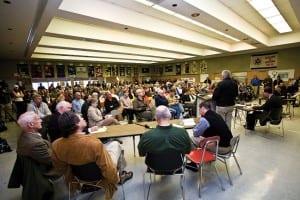 Adirondack Club and Resort hearing, March 2011.
