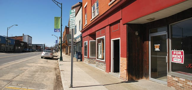 Tupper Lake residents hope the resort will revitalize their downtown.