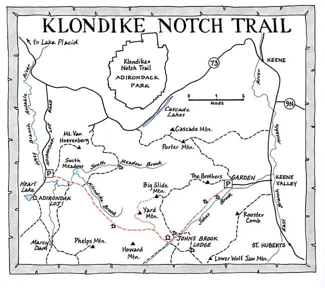 Klondike is skier's gold - Adirondack Explorer