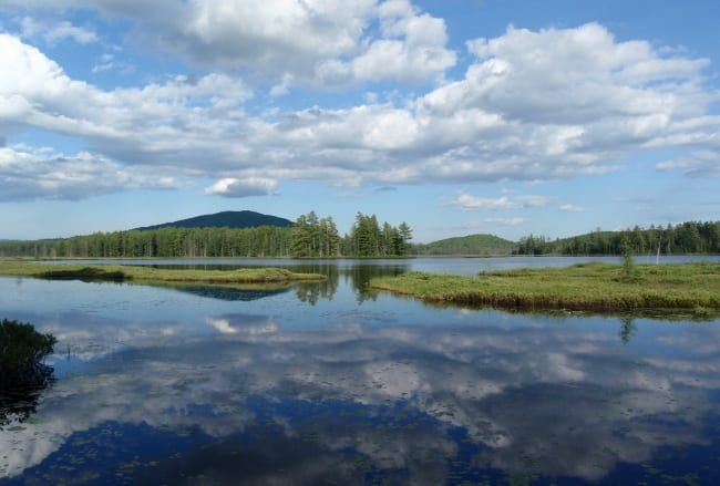 Madawaska Flow in the Adirondacks.
