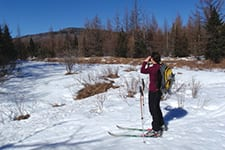 Klondike-Notch-Trail