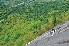 Poke-O-Moonshine-slab-climb