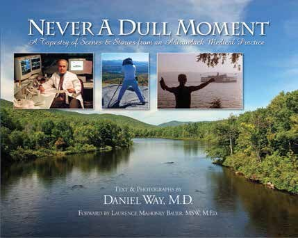 Indian Lake Press, 2013 Hardcover, 160 pages, $49.95 www.danielway.com