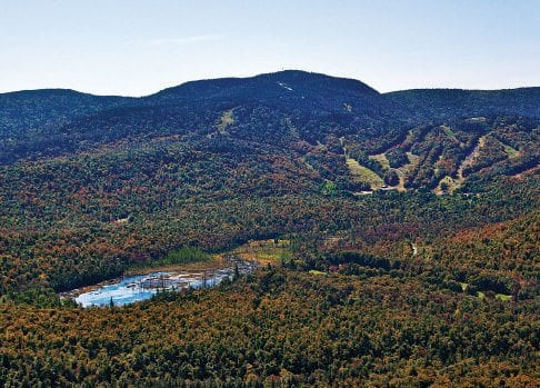 Developers want to build the Adirondack Club and Resort near the Big Tupper Ski Area.  PHOTO BY CARL HEILMAN II