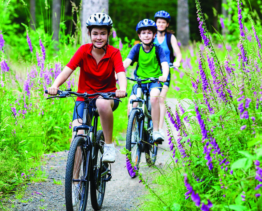 Located properly, mountain-bike trails have a place in the Adirondack Forest Preserve. BigStockPhoto.com