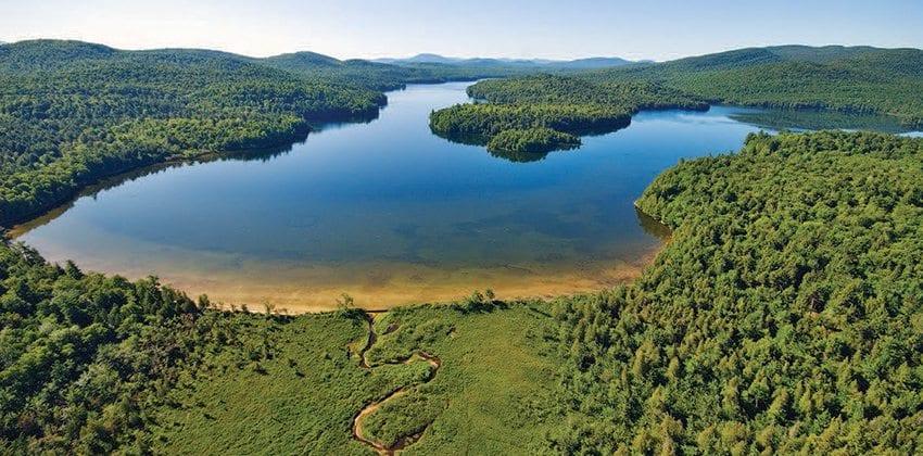 follensby pond