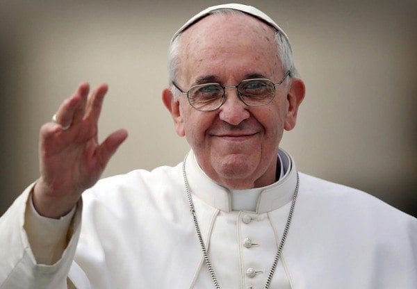 Pope Francis apostolicpilgrimage.org
