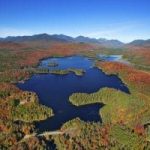 Boreas Ponds in Adirondacks. Photo by Carl Heilman II.