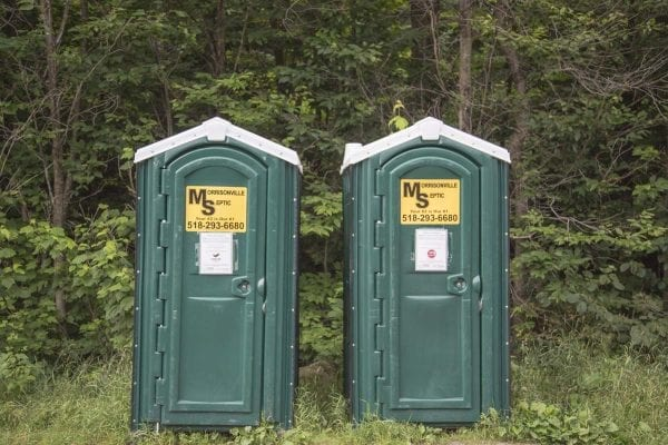 Portable toilets have been placed at several trailheads along Route 73, including Cascade Mountain, starting in 2016 by the Ausable River Association. DEC says more portable toilets will be placed along state Route 73.