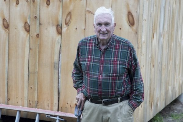 Scenes from the 1812 Homestead and Farm Museum in Willsboro. Owner Jack Swan pictured.