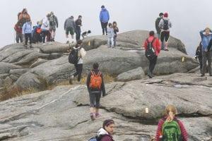 High Peaks permit system