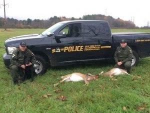 Deer jacking