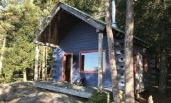 Thomas Mountain cabin
