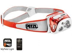 Petzl headlamp
