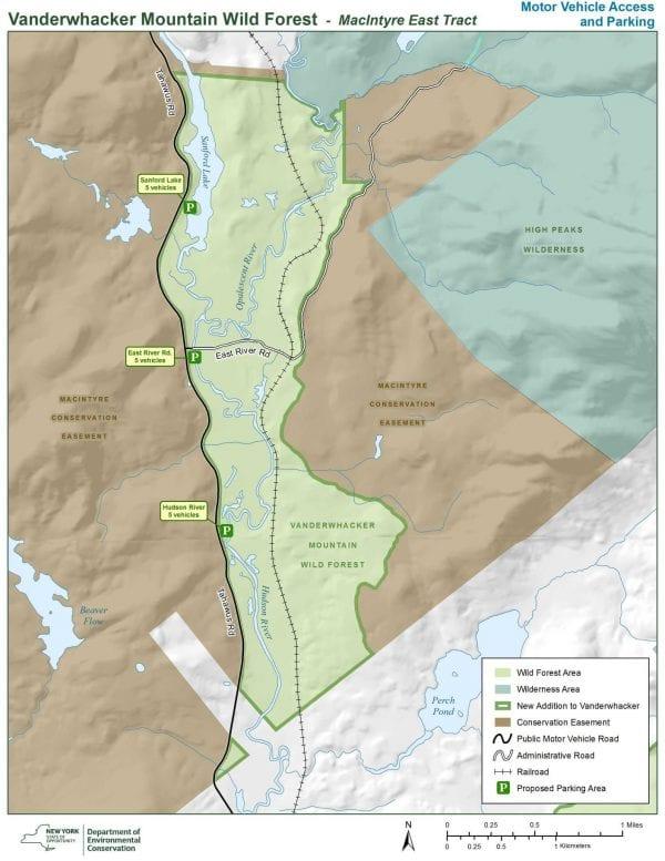 Canoe map