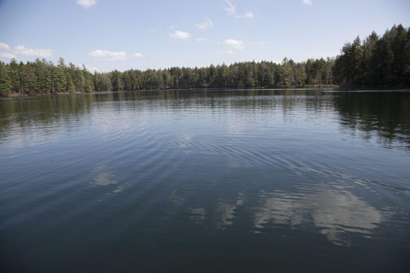 St Regis Canoe Area