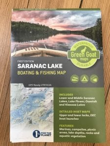 boating map
