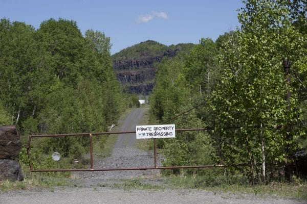 The former NL Industries property at Tahawus (now under new ownership).