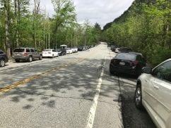 Route 73 safety hazard