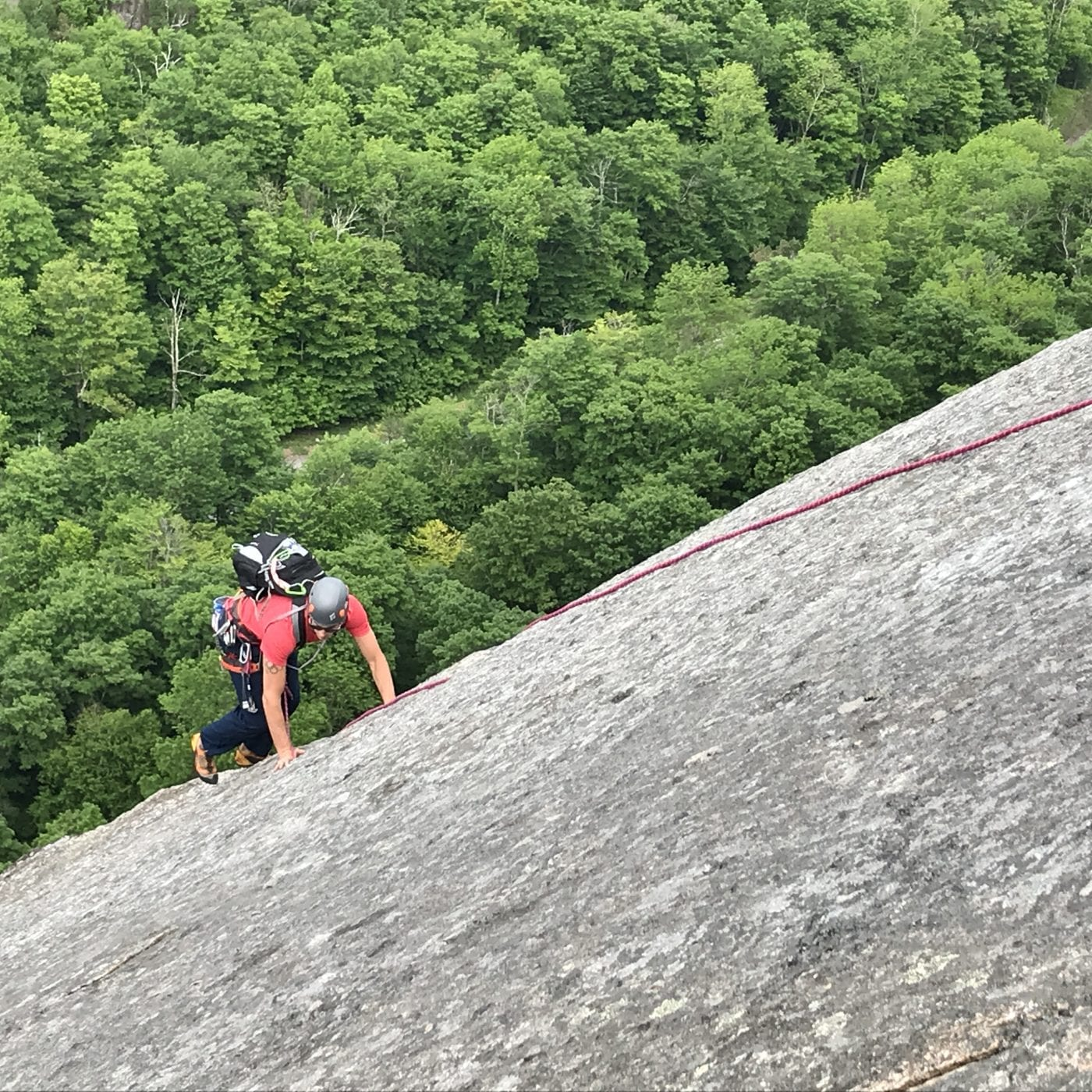 Adirondack rock climbing guide service won't open