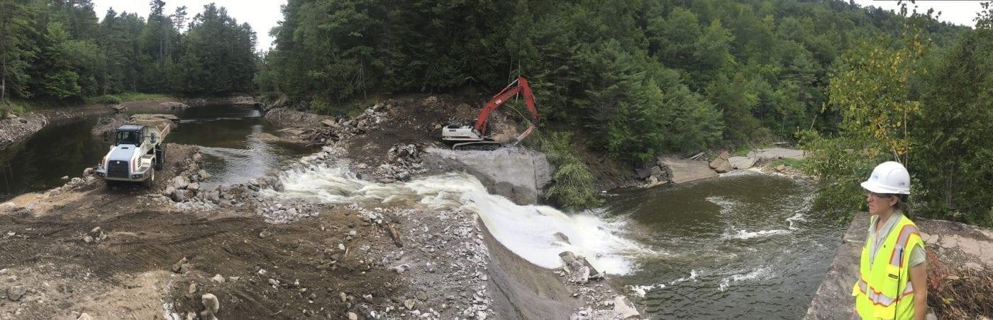 Rome Dam Removal