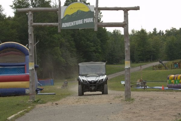 Whiteface ATV