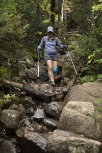Algonquin Peak trail
