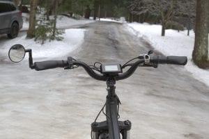 e-bike handlebars