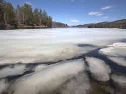 Long Lake thaw
