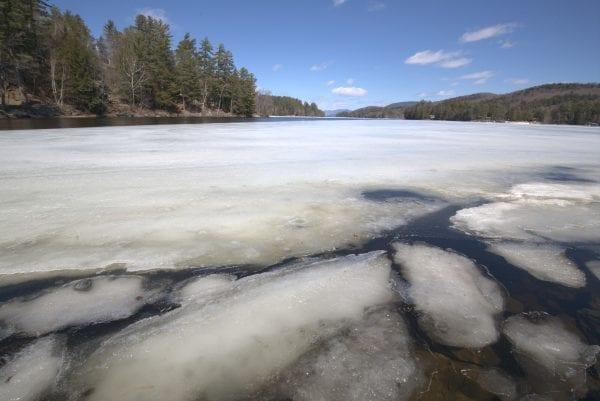 Long Lake thaw