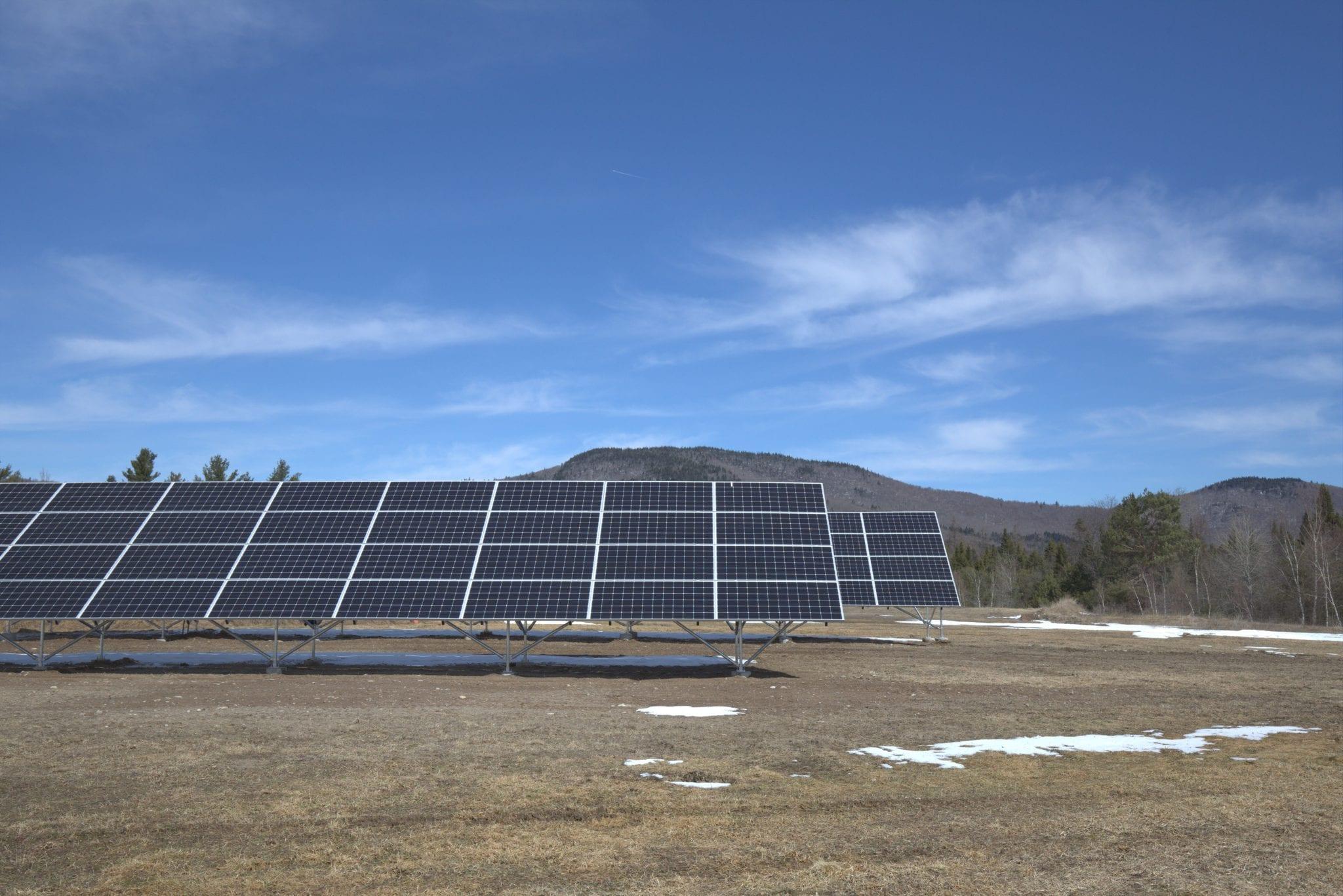 Franklin solar