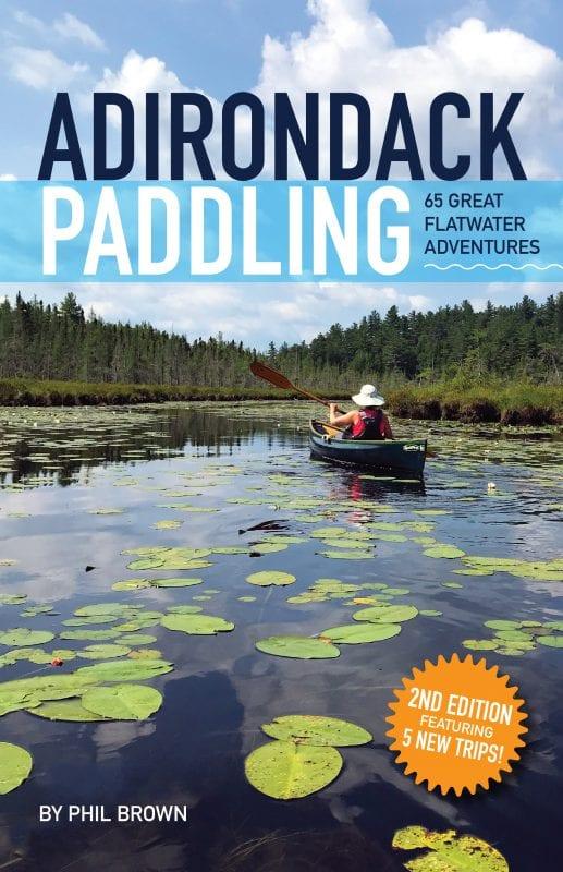 Adirondack Paddling guidebook