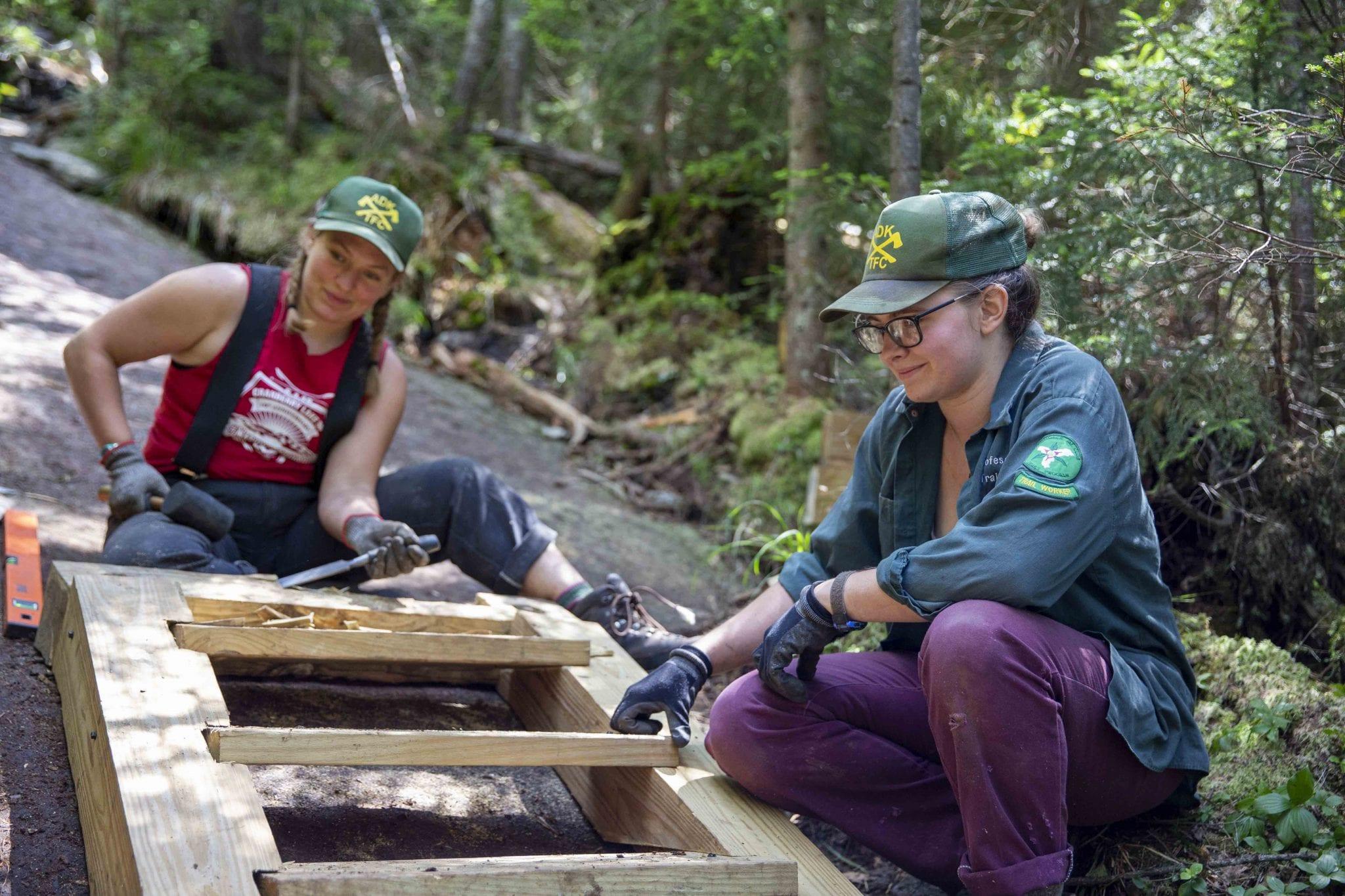 Trail work faces uncertain summer, as groups await guidance