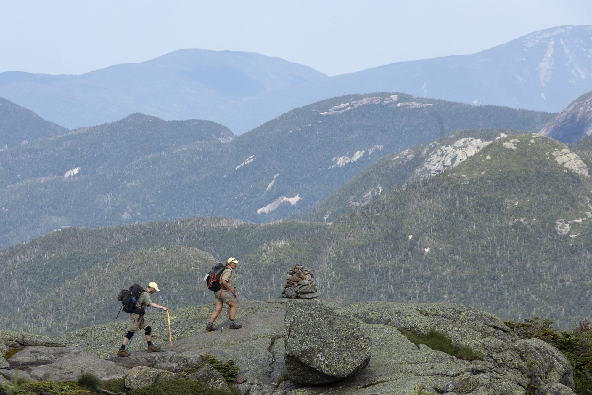 'Alpine Mary' Lamb: A summit steward and 46'er many times over