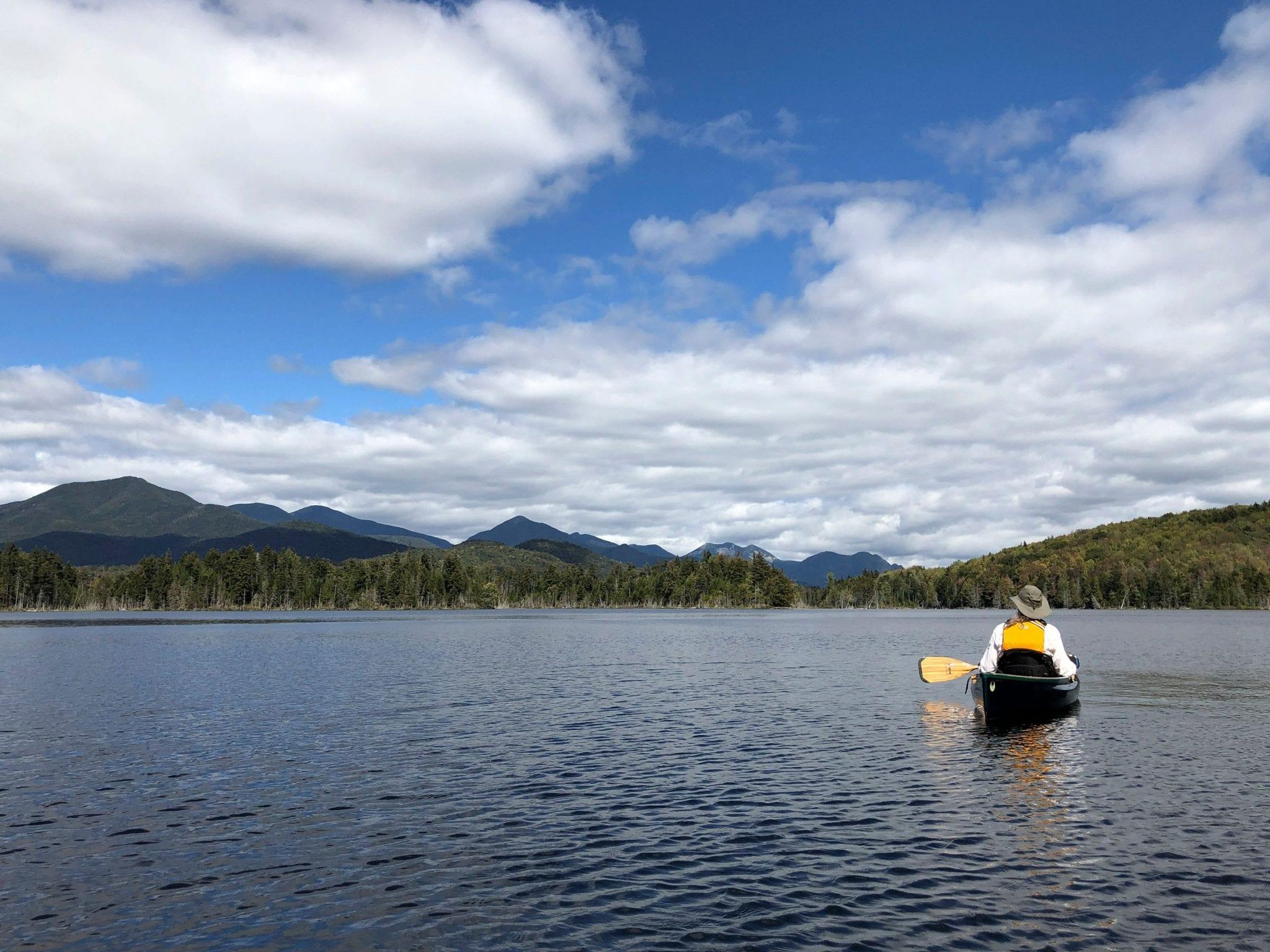 Boreas paddling