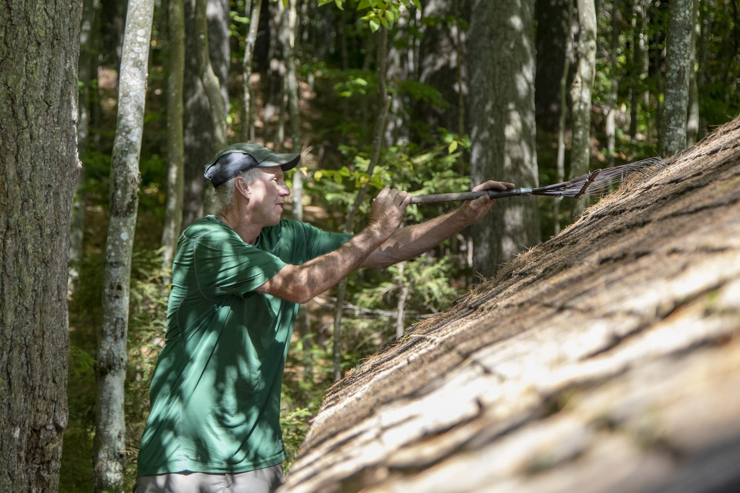 Adirondack 46ers trail work