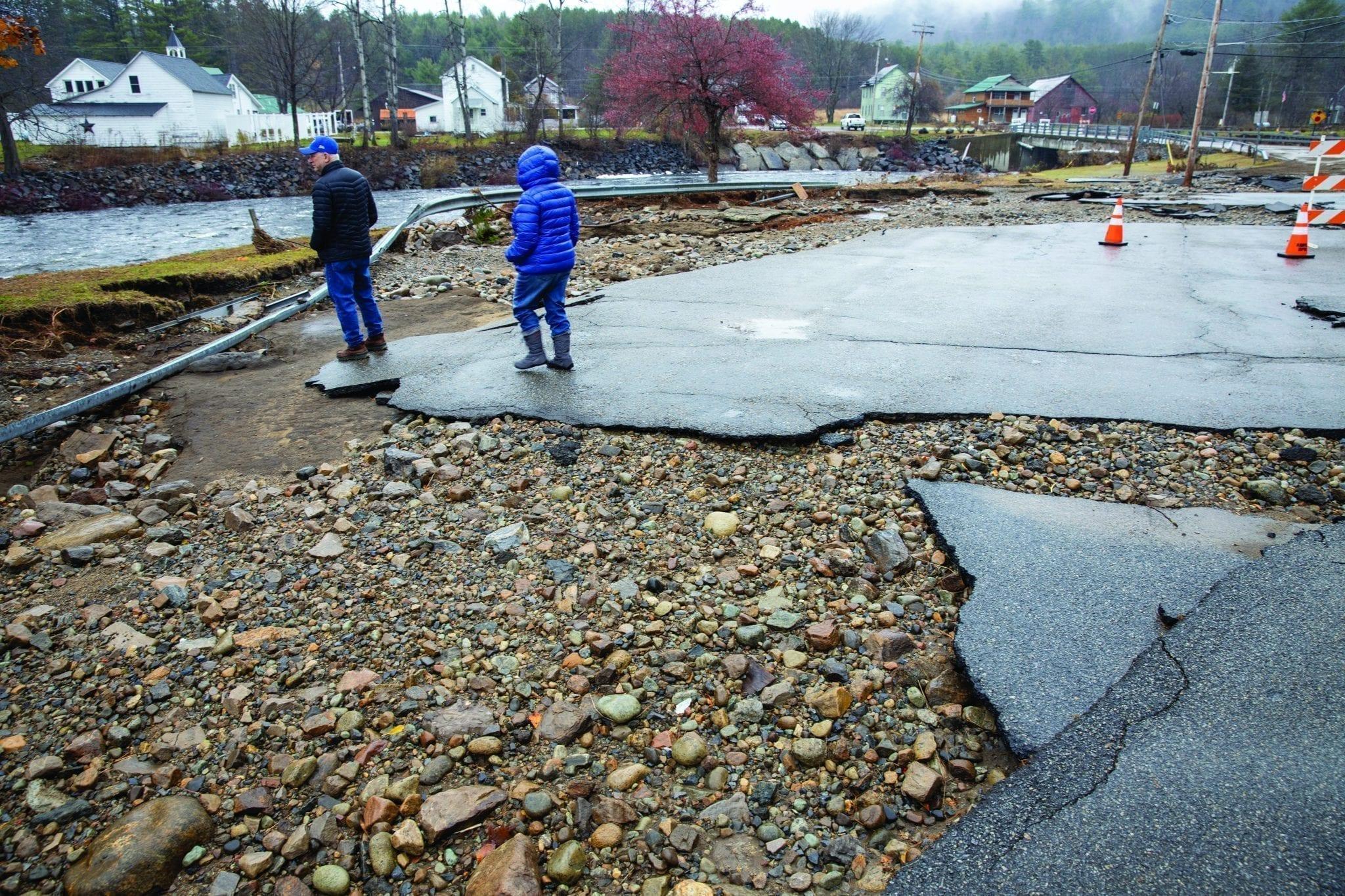 The Adirondack flood of the future?