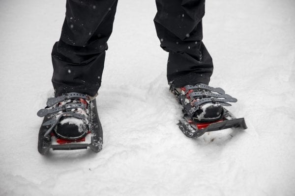 Essential gear for recreating in the winter
