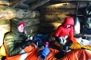 Northville-Placid Trail humbles winter hikers