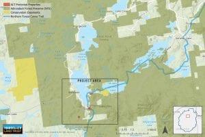 Adirondack Land Trust conserves Upper Saranac shoreline