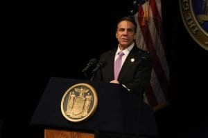 Cuomo budget prioritizes fight against climate change