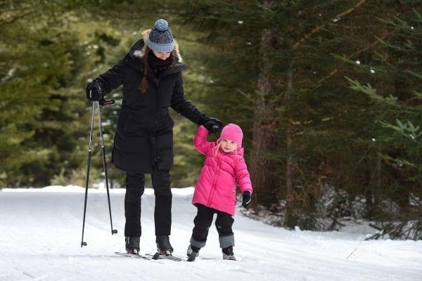lapland nordic skiing